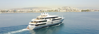 MOTOR YACHT CHARTER IN GREECE